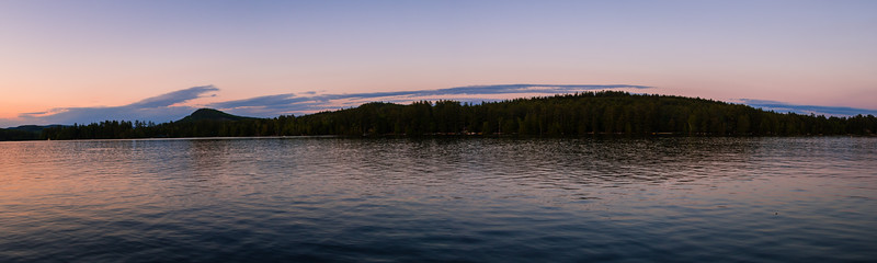 Loon Lake Panorama
