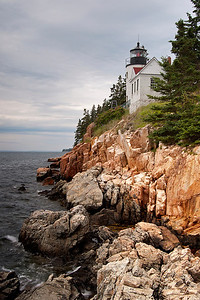 Bass Harbor Lighthouse, Bass Harbor Maine