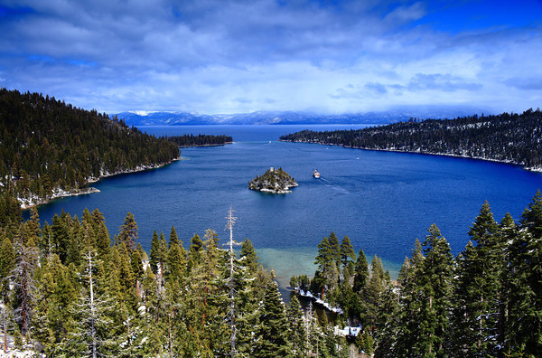 Emerald Bay South Lake Tahoe
