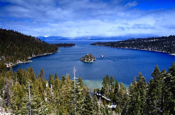 Emerald Bay South Lake Tahoe
