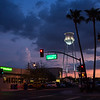 Gilbert road. Phoenix, Arizona (USA).