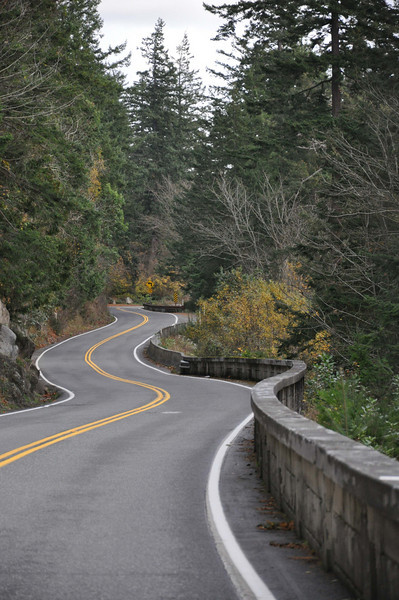 Chuckanut Drive, Washington State