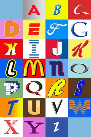Pop-Alphabet