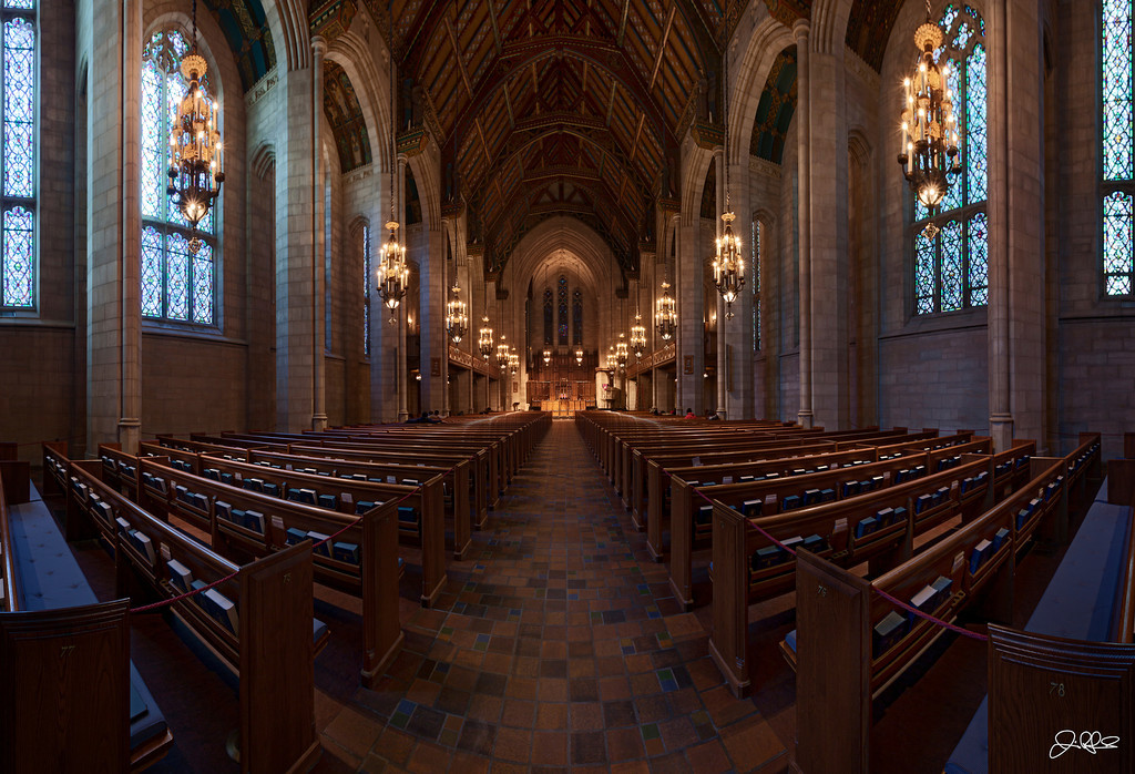 4th Presbyterian Church...<br /> <br /> I photographed this church located on Michigan Avenue a few years ago when I was just starting to take photography seriously. I was still learning my way around the camera back then and was never happy with the result that I achieved in that original shot. Since my first attempt, I have always planned to go back and try it again, but just havent made the effort to do so. Well today I decided to go back and try it again and I have to say that Im definitely much happier with this result.