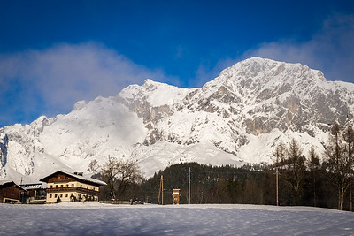 Hochkönig, Mühlbach am Hochkönig, Österreich