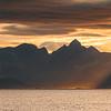 Sunrays Lofoten