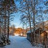 Vinteridyll i Saltdal