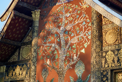 Wat Xieng Thong - tree of life