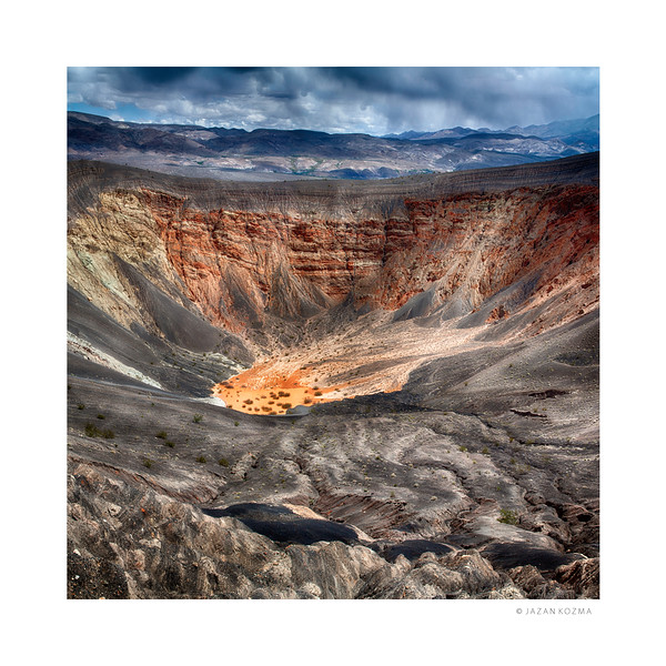 After The Storm - Ubehebe Crater