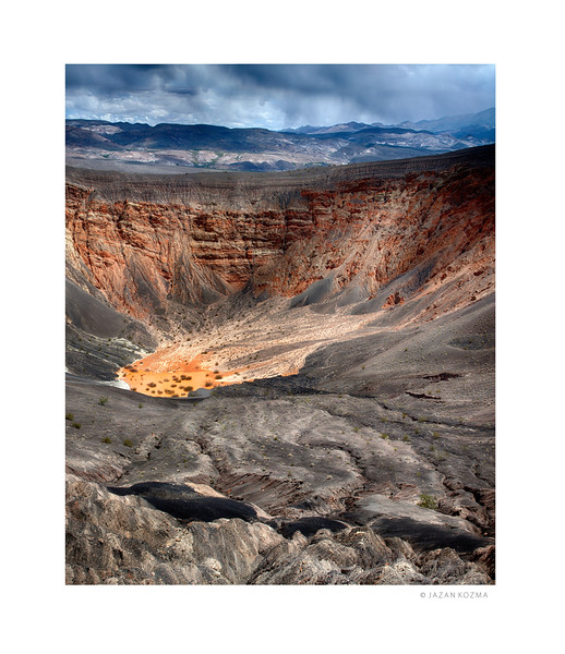 Ubehebe Crater - Death Valley