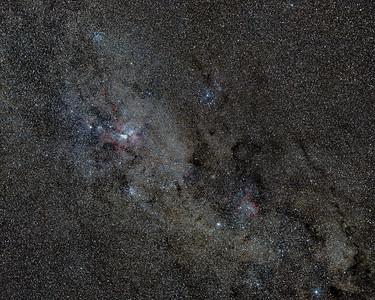 Eta Corinae Nebula