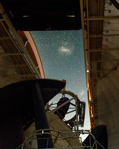 Blanco Telescope, Dark Energy Camara, LMC & SMC