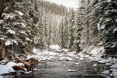 Gore Creek, Vail, Colorado