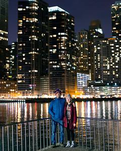 Bright Lights, Big City Portrait or Tourist Gothic