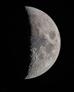 Moon on 20 Dec. 2020