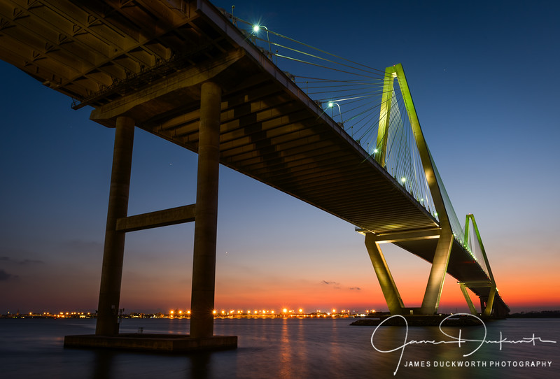 Arthur Ravenel, Jr. Bridge, Charleston, South Carolina