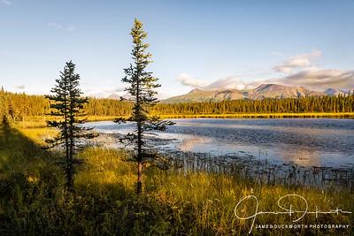 Tonglen Lake, Alaska