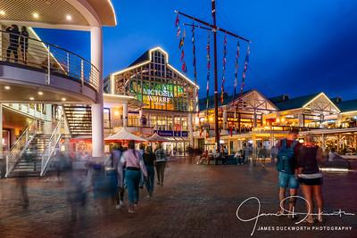 Victoria Wharf Colors