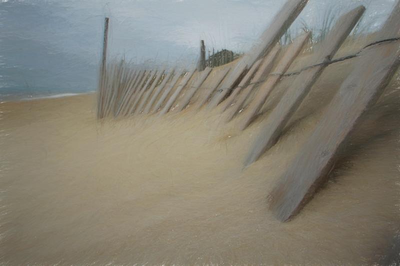 Beach - Sketch