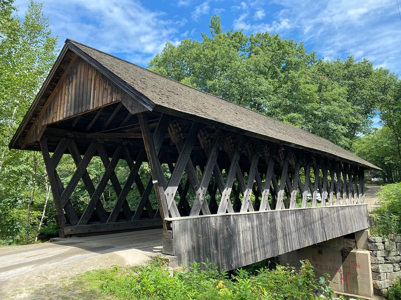 Keniston Covered Bridge II