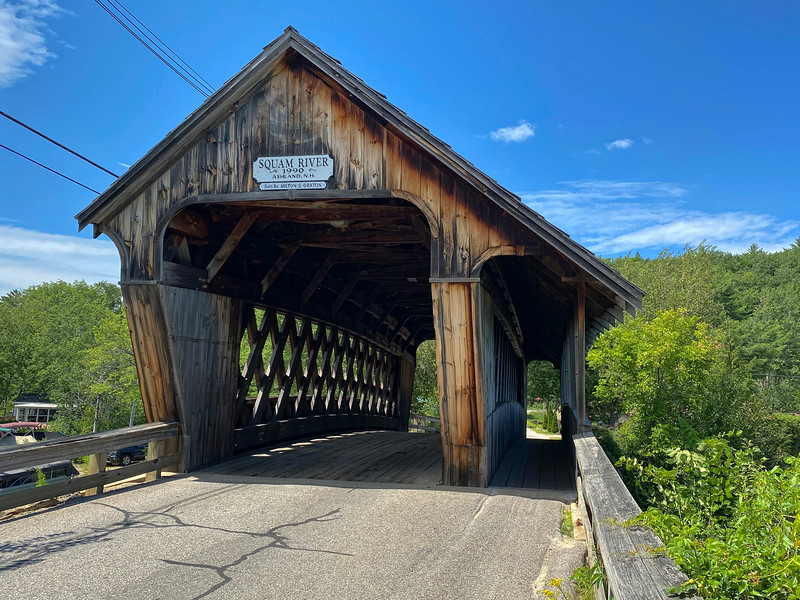 Squam River Bridge
