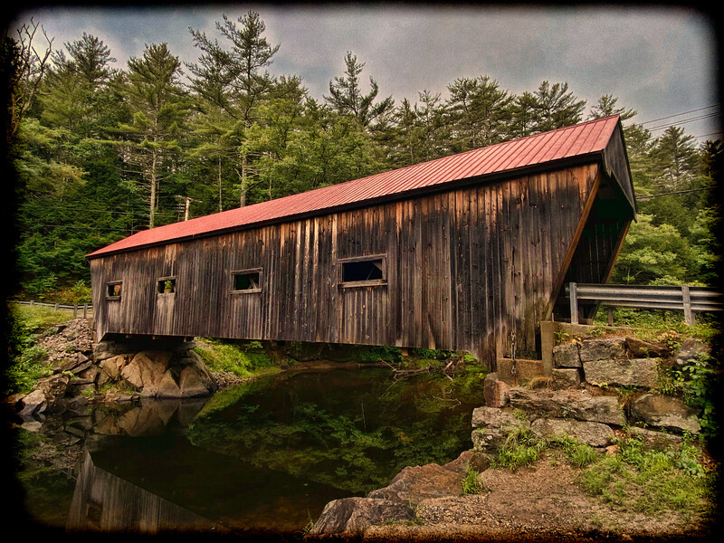 Dalton Covered Bridge IV