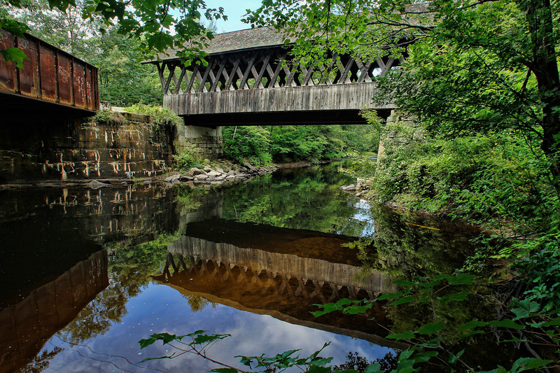 Keniston Covered Bridge