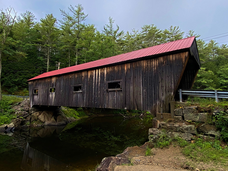 Dalton Covered Bridge III