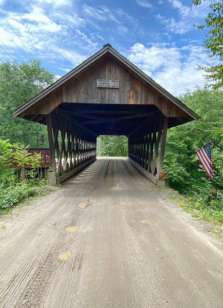 Keniston Covered Bridge V