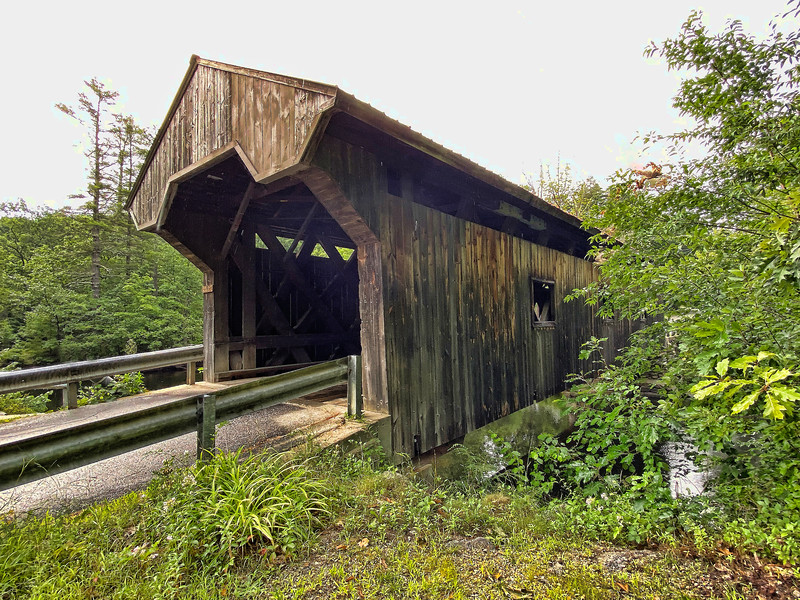 Waterloo Covered Bridge II