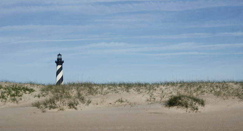 Cape Hatteras Lighthouse & Dunes