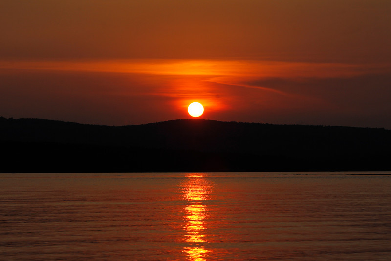 Winnisquam Sunset