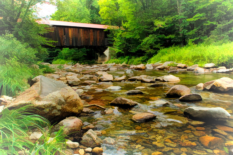 Durgin Covered Bridge II