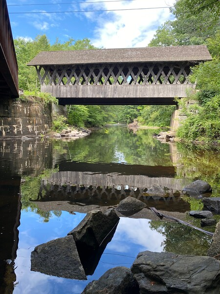 Keniston Covered Bridge III
