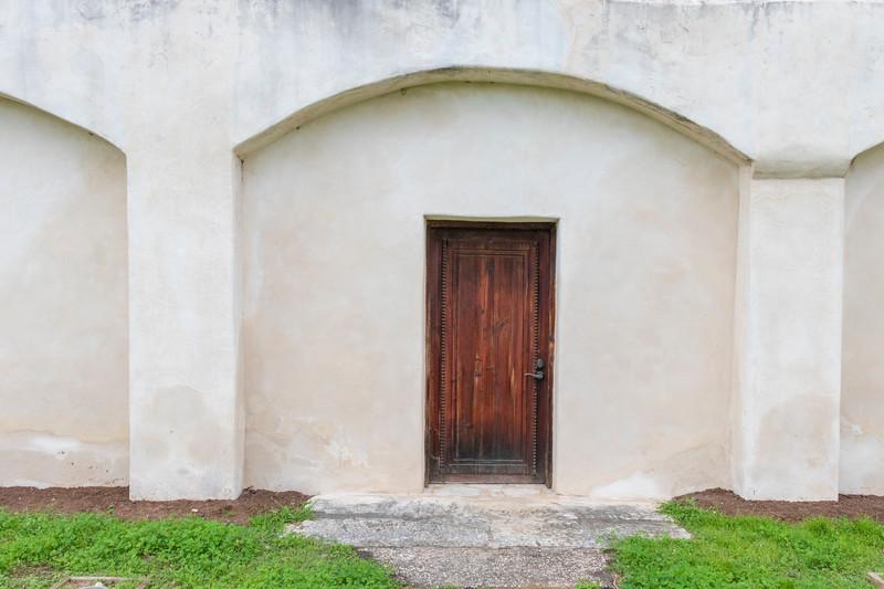 San Antonio Mission Trail - Mission San Juan Capistrano