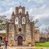 San Antonio Mission Trail: Mission Espada