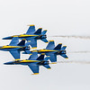Blue Angels performance at 2018 Wings over Houston Air Show in Houston, Texas. Featured items included Blue Angels and other aviation related programs.
