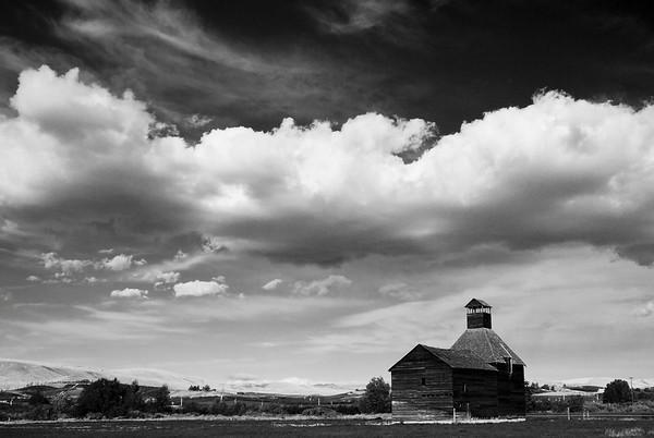Hop Kiln - Lower Yakima Valley