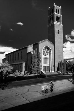 First Presbyterian Church in downtown Yakima