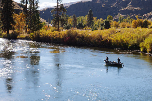 Yakima River Flyfishing