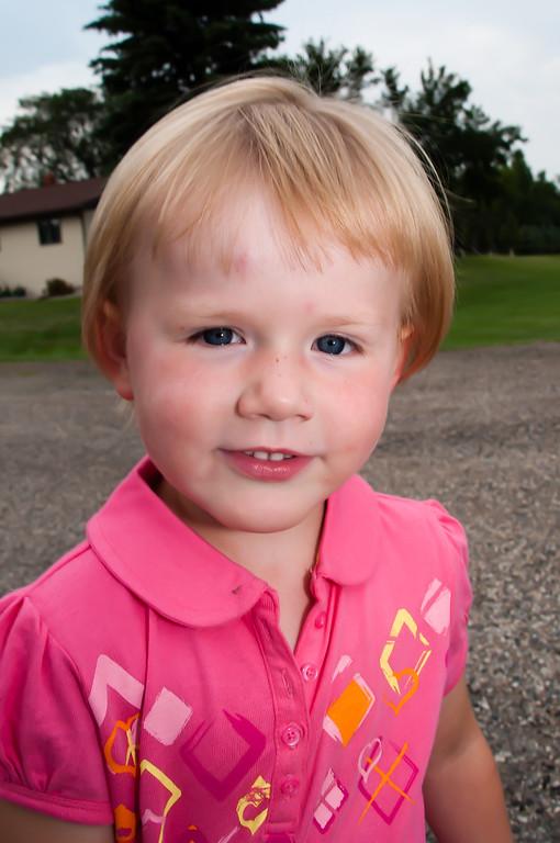 Lebahn Family Pictures, August 2011