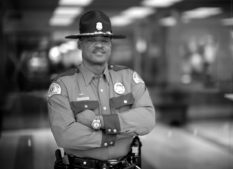 Trooper Elliott George