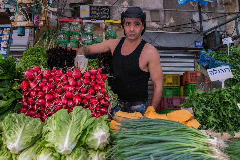 Hacarmel Market - Tel Aviv