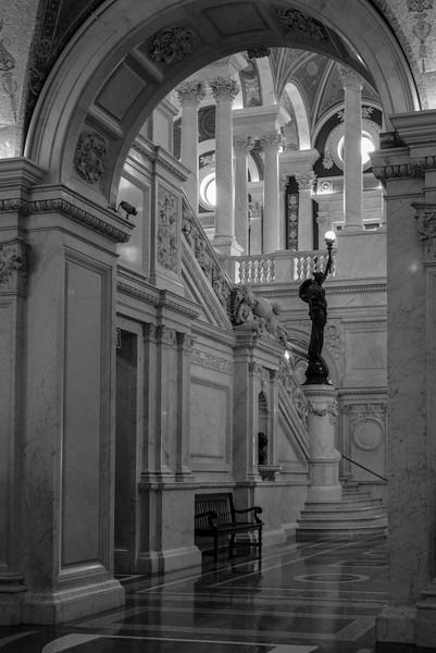 Library of Congress - Thomas Jefferson Building, Washington, DC,  1111,  June 27, 2015