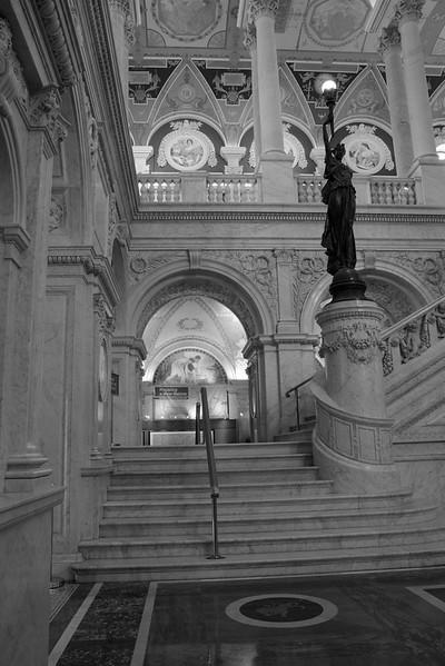 Library of Congress - Thomas Jefferson Building, Washington, DC,  1121,  June 27, 2015