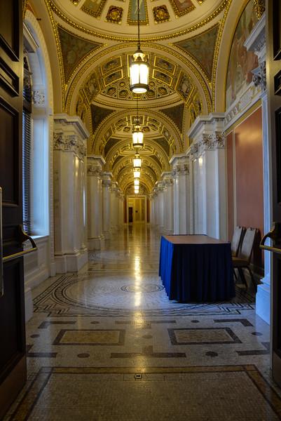 Library of Congress - Thomas Jefferson Building, Washington, DC,  1124,  June 27, 2015