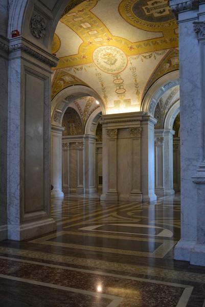 Library of Congress - Thomas Jefferson Building, Washington, DC,  1126,  June 27, 2015