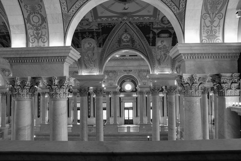 Library of Congress - Thomas Jefferson Building, Washington, DC,  1102,  June 27, 2015