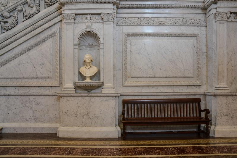 Library of Congress - Thomas Jefferson Building, Washington, DC,  1118,  June 27, 2015