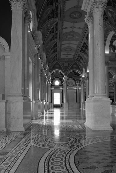 Library of Congress - Thomas Jefferson Building, Washington, DC,  1106,  June 27, 2015